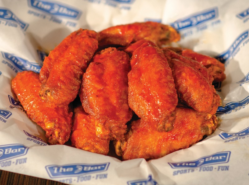 Best Chicken Wing Recipes from Kurt Fahler
